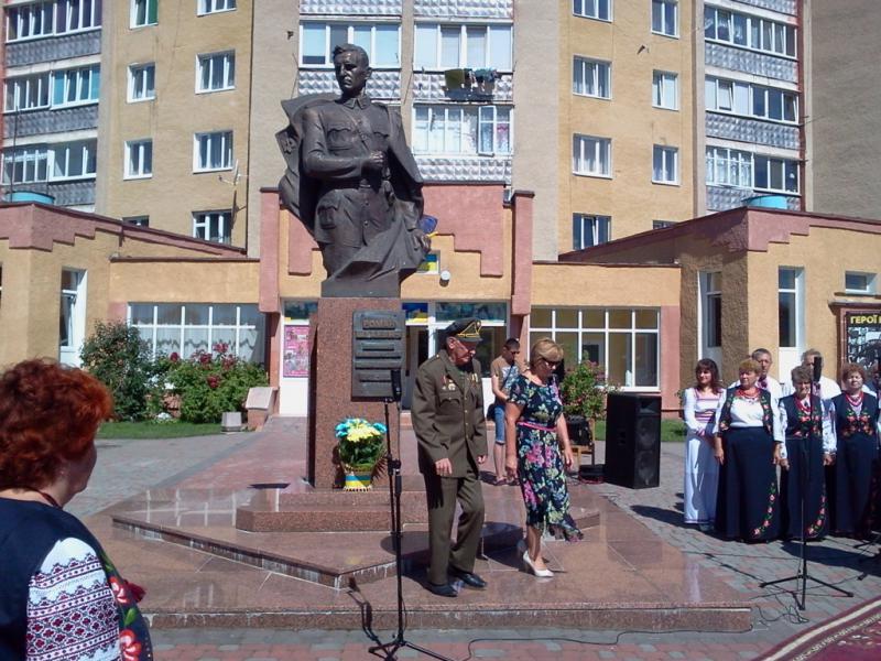 """Результат пошуку зображень за запитом """"Урочисте віче - """"За тебе, свята Україно!"""" відбулося в Калуші"""""""